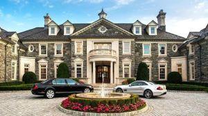 Luxury Real Estate Mansion